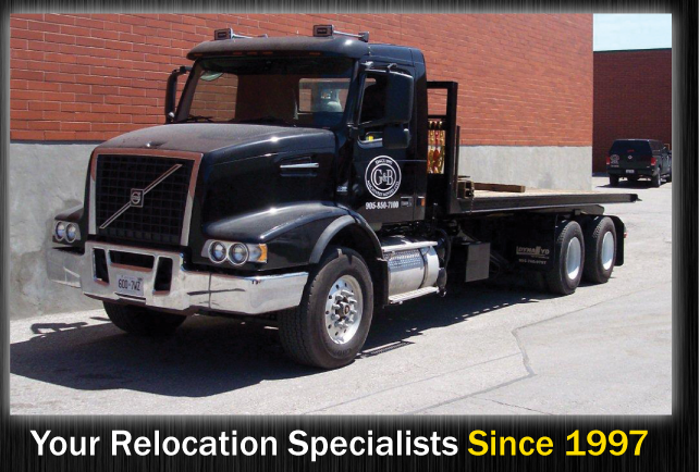 Toronto Machinery Movers